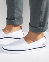 Lacoste Lydro Slip On Sneakers