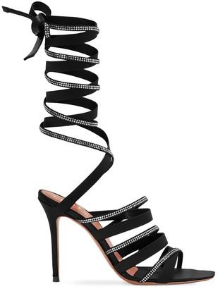 Fenty by Rihanna Ribbon Ropes 105mm heeled sandals