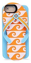 Tory Burch Flip Flops Silicone Case For Iphone 7
