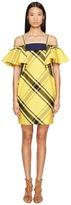 Sportmax Navata Strapless Ruffle Dress Women's Dress
