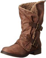 Jellypop Women's Biker Winter Boot