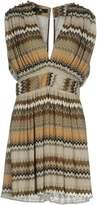 Elisabetta Franchi Short dresses - Item 34738389