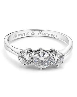 Marisota 1 Carat Personalised Moissanite Ring
