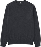 Uniqlo Men's Cashmere Crew Neck Sweater