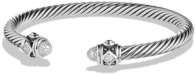 David Yurman Renaissance Bracelet with Diamonds