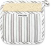 Williams-Sonoma Striped Potholder, Grey