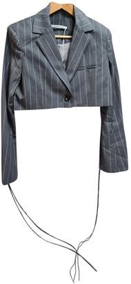 Orseund Iris Grey Wool Jackets