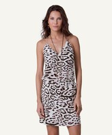 Vix Paula Hermanny Kai Off White Kim Short Dress