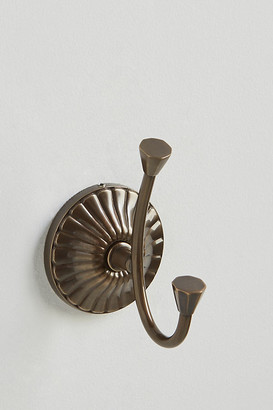 Anthropologie Fluted Towel Hook By in Assorted Size XS