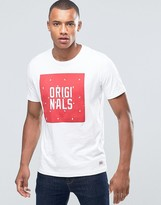 Jack and Jones T-Shirt With Logo Graphic