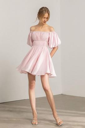 J.ING Petal Pink Princess Dress