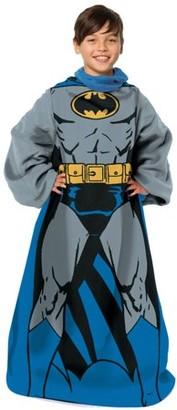 The Northwest Company Warner Bros. Batman, Being Batman 48x 48 Youth Fleece Comfy Throw