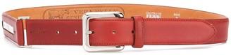 Gianfranco Ferré Pre Owned 1990 Leather Buckle Belt