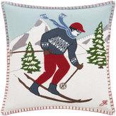 Jan Constantine Skiing Cushion - 41x41cm - Man