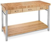Williams-Sonoma Williams Sonoma John Boos End-Grain Butcher Block Workbench, 60""