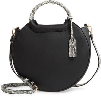 Sole Society Hudson Faux Leather Canteen Tote