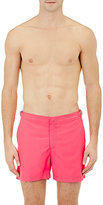 Orlebar Brown MEN'S SOLID SETTER SWIM TRUNKS-PINK SIZE 36