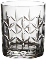 Jay Import Fleur Crystal Old Fashion Glass - Set of 4