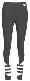 adidas LRG LOGO TIGHT women's Tights in Black