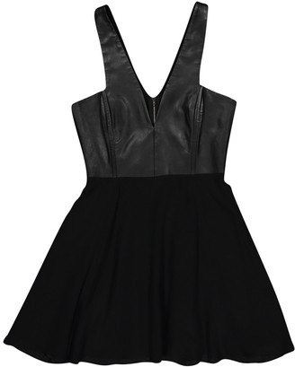 Mason Black Silk Dresses
