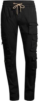 Profound So Far So Good Slim-Straight Cargo Pants