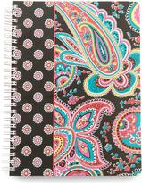 Vera Bradley Parisian Paisley Mini Pocket Notebook