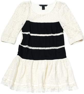 Marc by Marc Jacobs Ecru Cotton Dresses