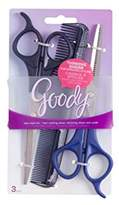 Goody New Style Scissor and Thinning Shear Kit (Pack of 3)