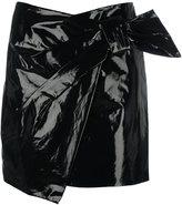 Isabel Marant 'Anders' knot mini skirt