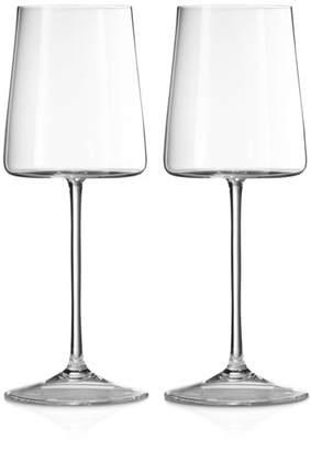 Wedgwood Metropolitan Wine Glass, Set of 2