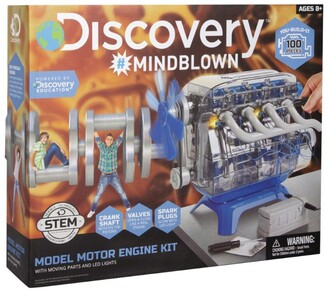 Discovery Channel Model Motor Engine Kit