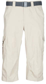 Columbia SILVER RIDGE II CAPRI men's Cropped trousers in Beige