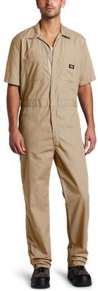 Dickies Men's Big-Tall Short Sleeve Coverall