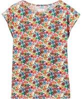 Uniqlo Women Liberty London Short Sleeve Graphic T-Shirt
