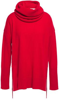 Diane von Furstenberg Ahiga Wool And Cashmere-blend Turtleneck Sweater