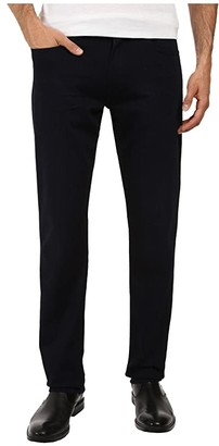 Paige Normandie Straight in Inkwell (Inkwell) Men's Jeans