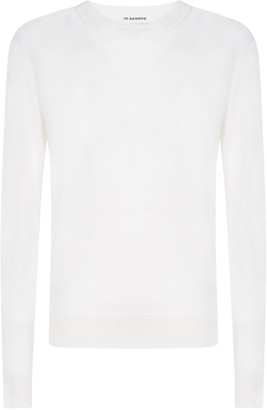 Jil Sander Slim Fit Long Sleeve Sweater