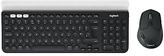 Logitech M720 Triathlon Wireless Mouse and K780 Multi-Device Wireless Keyboard Bundle