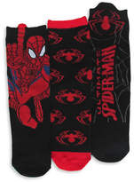 Disney Spiderman Three Pair Sock Set