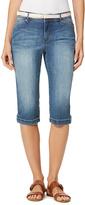 Gloria Vanderbilt Sundance Lillian Denim Capri Jeans
