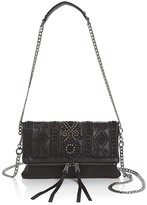 Ash Stevie Embroidered Crossbody