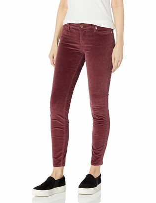 True Religion Women's Tall Size Halle High Rise Stretch Cord Skiny Jean