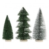 K Levering Klevering Christmas Trees - Set of 3