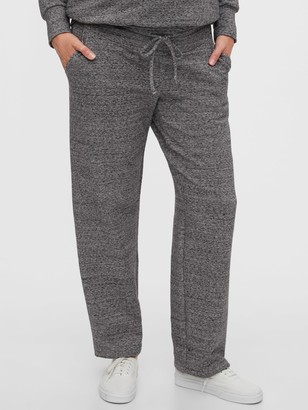 Gap Maternity Cozy Wide-Leg Pants