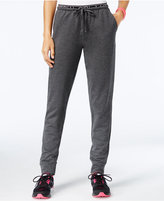Material Girl Active Juniors' Graphic Jogger Pants, Only at Macy's