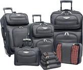 Traveler's Choice Amsterdam II 8-Piece Luggage Set