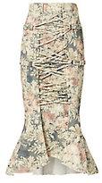 Zimmermann Cavalier Strapped Skirt