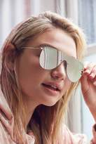 Le Specs The King Shield Sunglasses