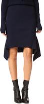Designers Remix Ribly Drape Skirt