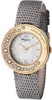 Salvatore Ferragamo Gancino Sparkling Collection FF5910015 Women's Quartz Watch